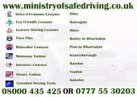 Ministry Of Safe Driving 638596 Image 0